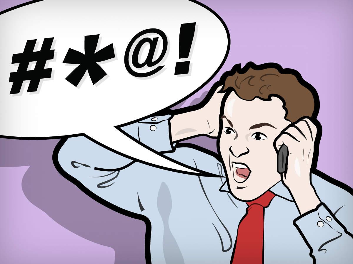 Alguns vícios podem comprometer seu atendimento telefônico. Aprenda a fugir deles.