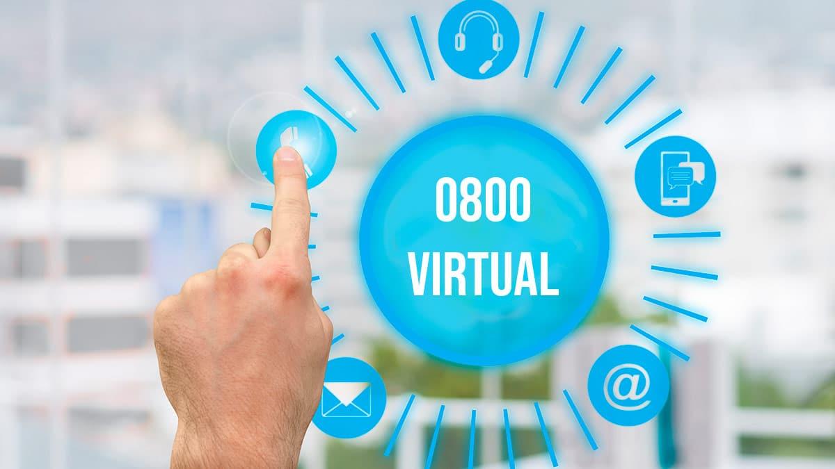 Como adquirir um número virtual ou 0800 virtual