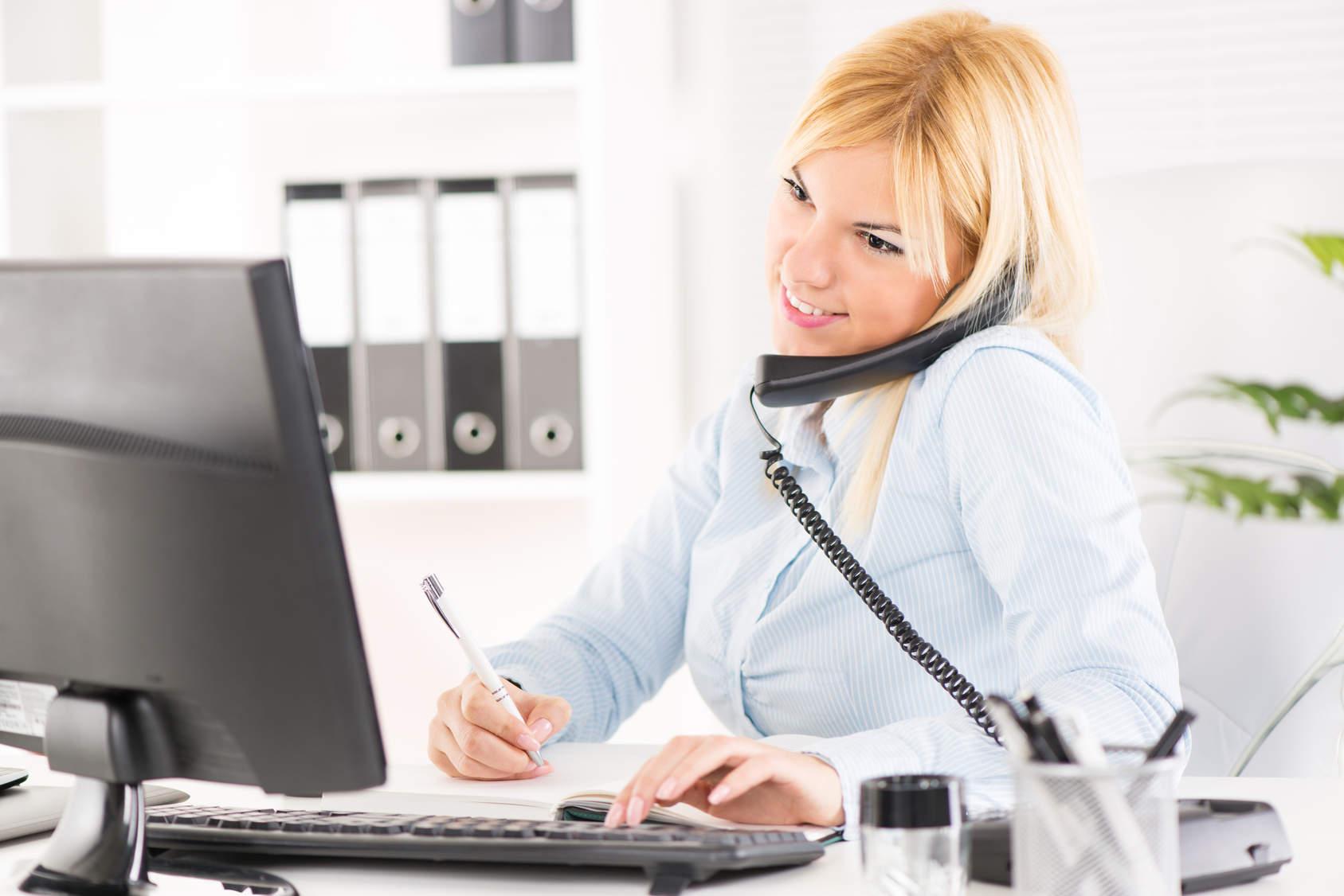 Como você avalia o atendimento telefônica da sua empresa?