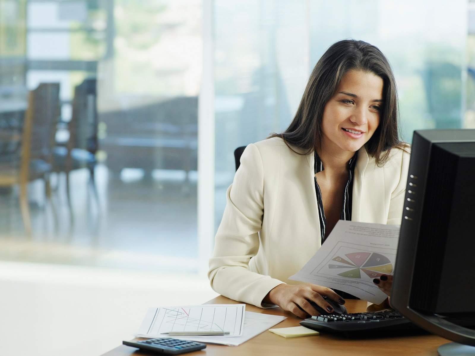 Secretárias virtuais compartilhadas são melhores do que secretárias!