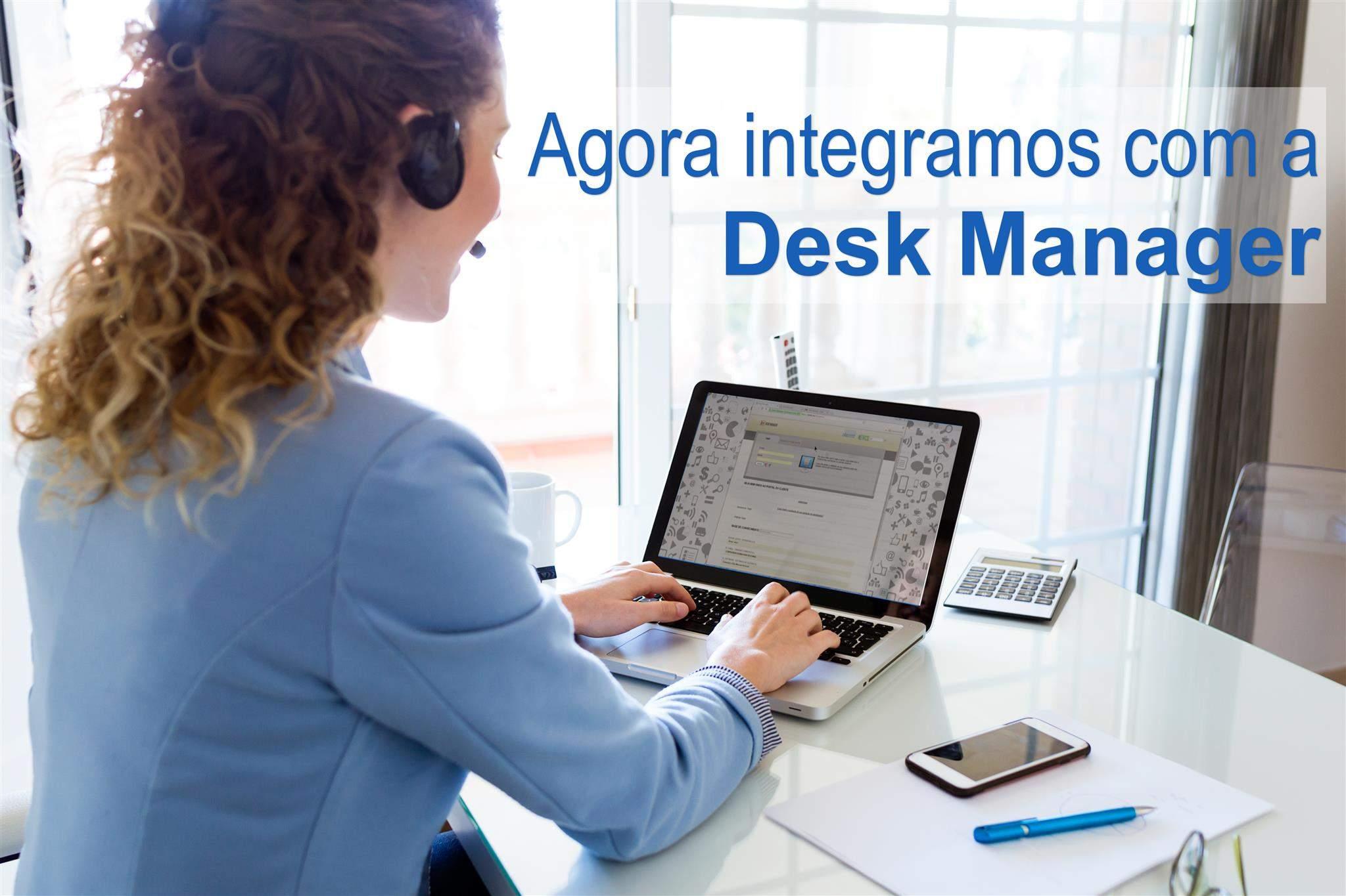 Prestus + Desk Manager: Soluções de atendimento para sua empresa