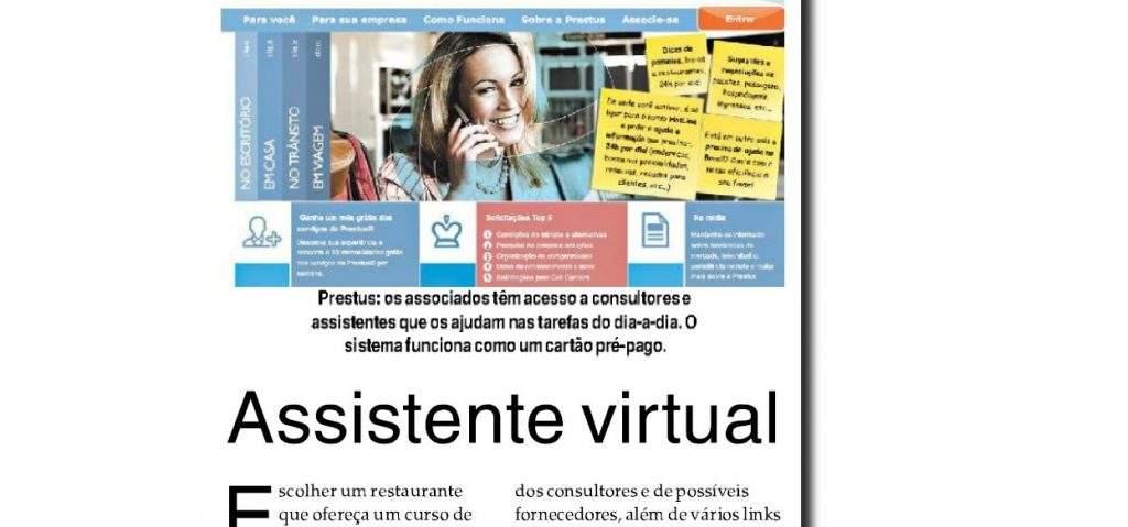 Prestus no jornal Diário do Comércio pt 2