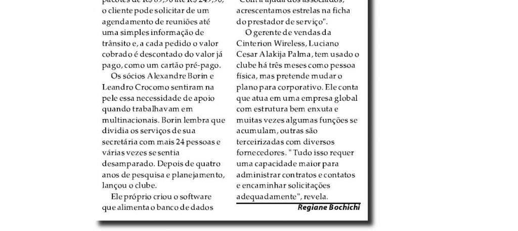 Prestus no jornal Diário do Comércio pt 4