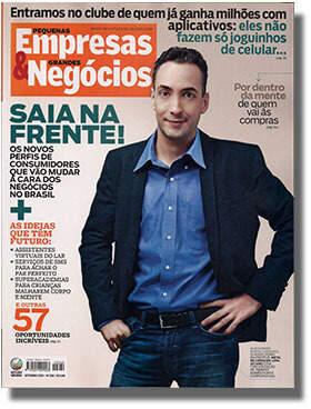 Prestus é capa da revista PEGN