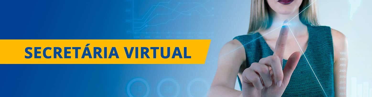Banner Secretária Virtual