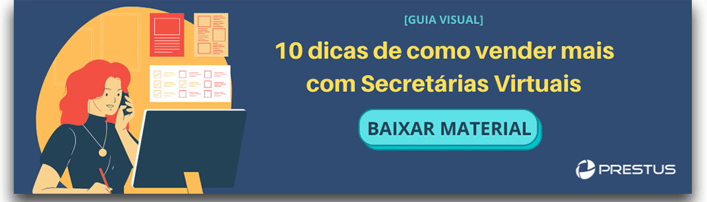 Guia visual: 10 dicas de como vender mais com secretárias compartilhadas