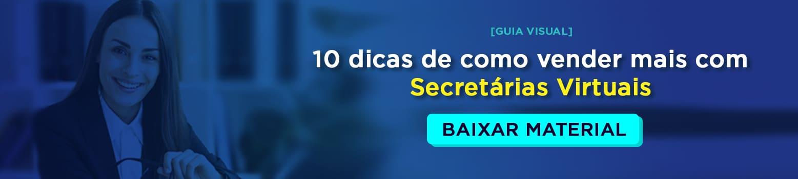 10 dicas para vender mais com secretárias virtuais